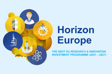 Horizon Europe is the large research fund for Europe