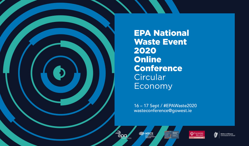 EPA circular economy conference in Ireland with CIRCULEIRE network for manufacturing