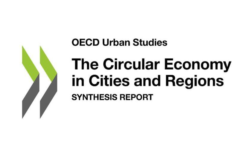 OECD Circular economy report launch regions cities