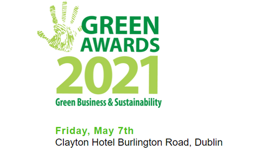 Green awards sustainability circular economy EPA Ireland