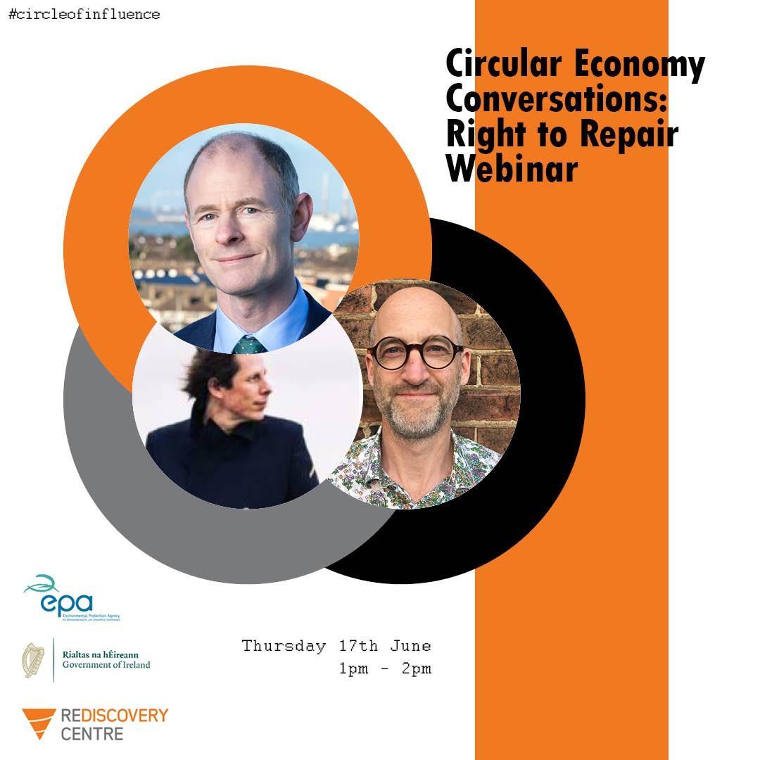 Circular economy repair right