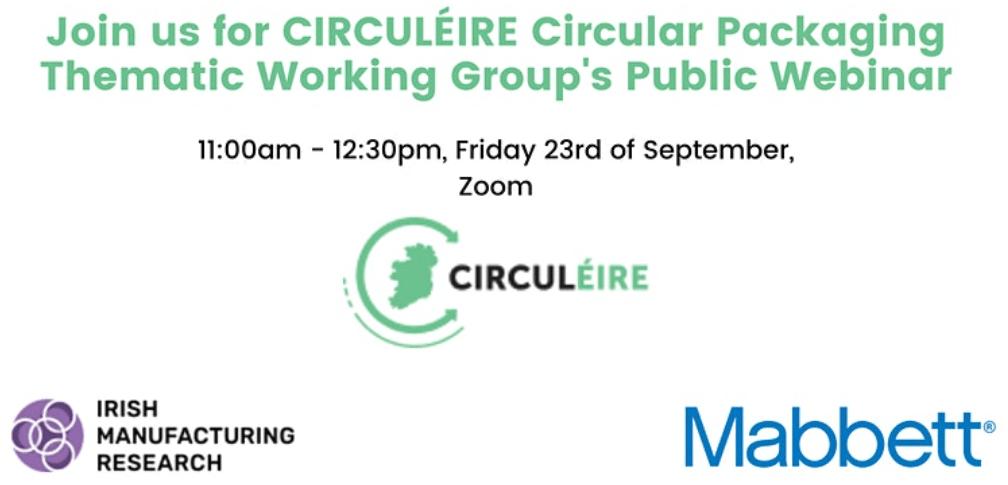 circular packaging ireland circuleire